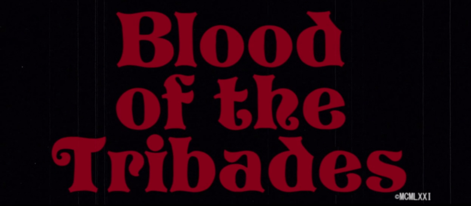 (NSFW) Grindsploitation 2: The Lost Reels w/exclusive Blood of the Tribades trailer – distributed by Troma and 30 VHS limited edition by SRS Cinema