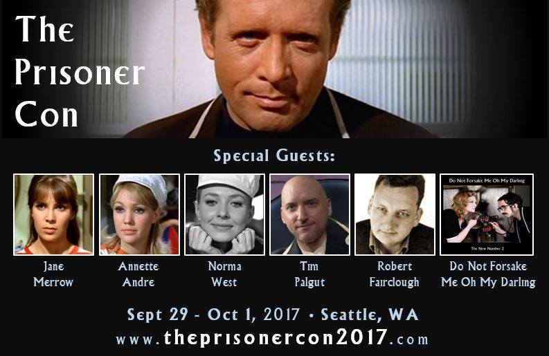 The Prisoner Con 2017! Do Not Forsake Me Oh My Darling (Sophia and Michael) performing live. SEPT 29 – OCT 1, 2017 • SEATTLE, WA