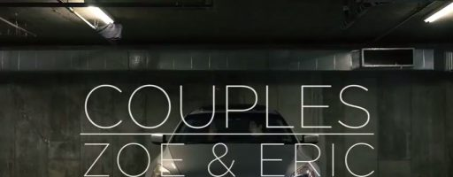 "Michael does post-production sound work on ""COUPLES: Zoe & Eric (Picking a Restaurant)"""