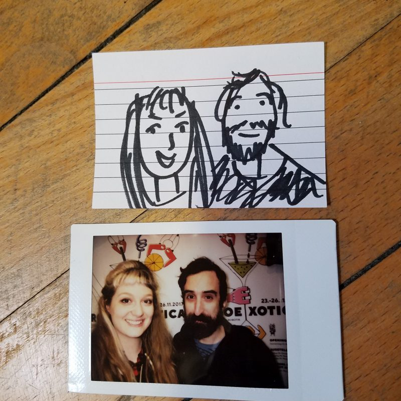 from the Drunken Photobooth