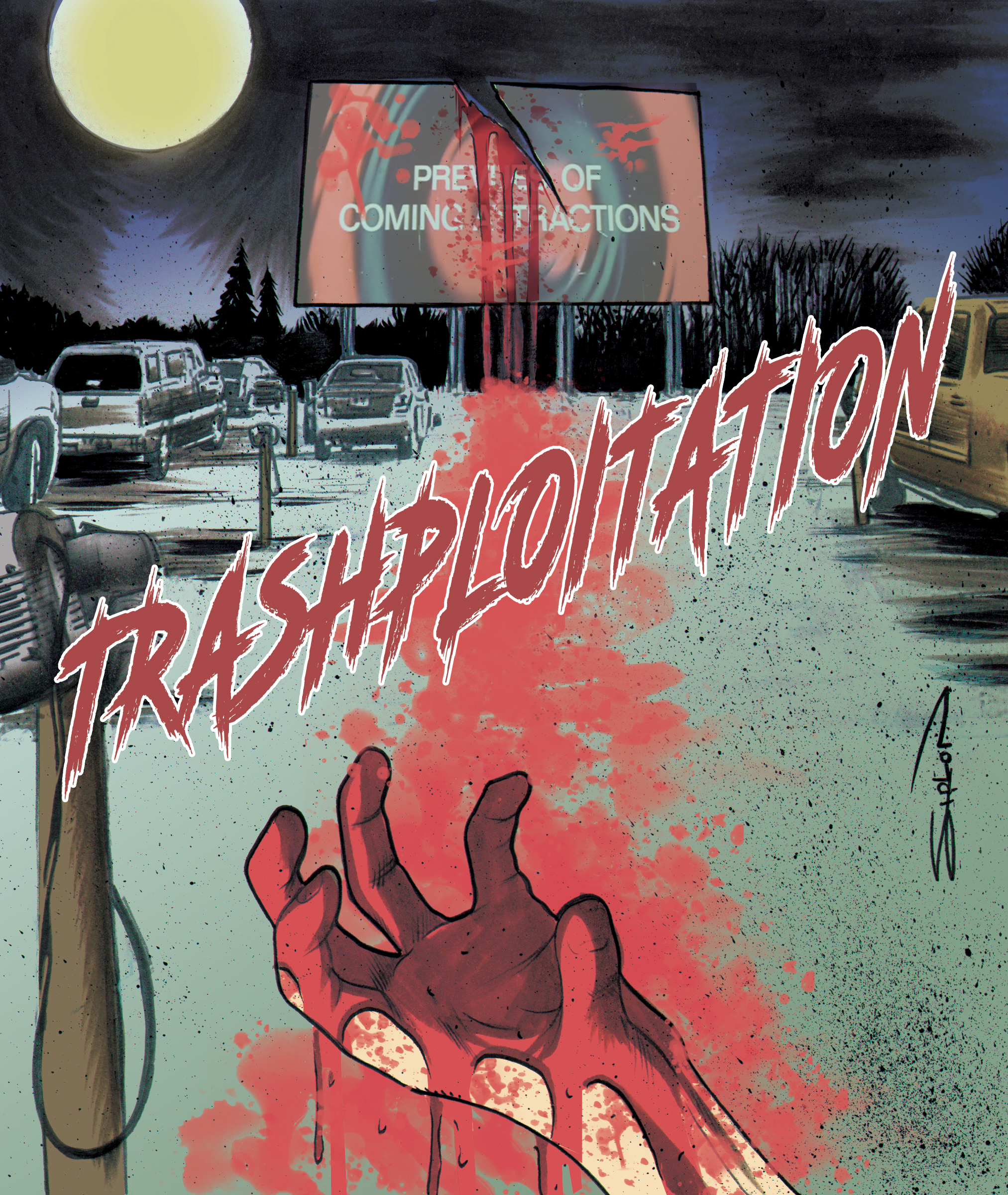 Trashsploitation 2018 a collection of horror exploitation b vestra pictures trashsploitation grindhouse horror sov trash exploitation film trailers the greatest collection of current underground movie trailers sciox Gallery