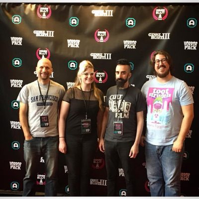 Tyler Sage (Key Grip), Sophia Cacciola (Producer/Director), Michael J. Epstein (Producer/Director/Writer), Jeremy Long (Writer)