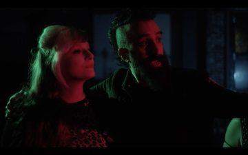 Michael and Sophia as Dew-Drop & Honey-Dew in Joe Bizarro's Brides of Satan!