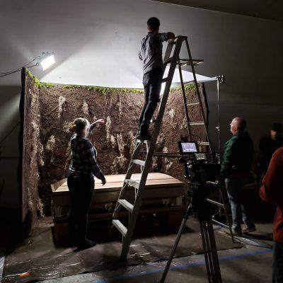 Behind-the-scenes of Half-Cocked