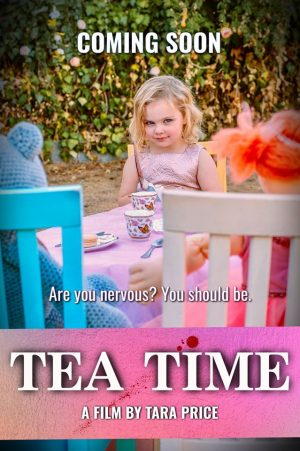 Teaser poster for Tea Time