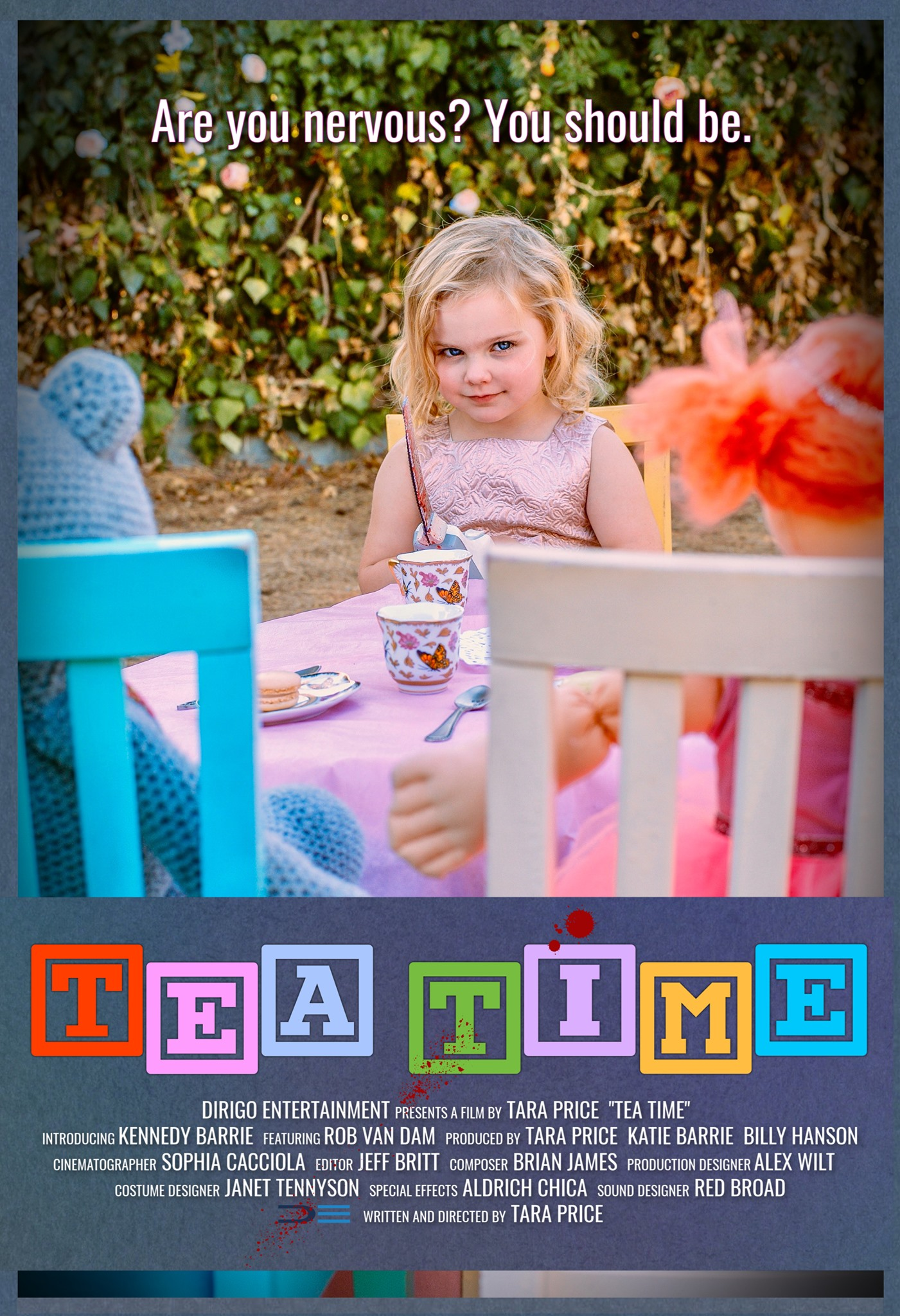 Tea Time movie poster